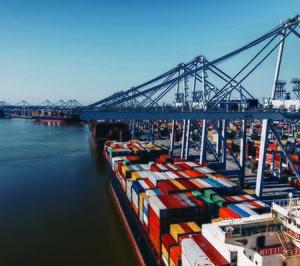 UPS abre nuevas rutas marítimas desde Barcelona