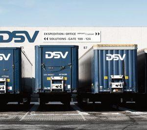 DSV alquila una plataforma de 10.000 m2 en Arasur