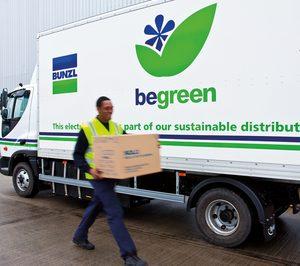 Bunzl apuesta por la sostenibilidad en un contexto de crecimiento