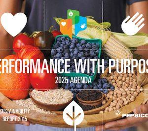 Pepsico mejora el perfil nutricional de sus productos