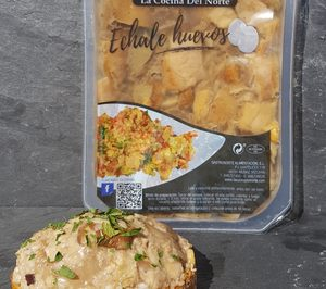 Gastronorte amplía su oferta de soluciones refrigeradas con Échale Huevos