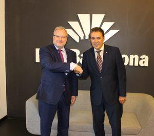 Fira de Barcelona y Graphispack ratifican su acuerdo de colaboración