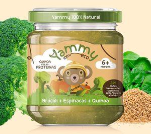Yammy, la alimentación infantil eco apuesta por los superalimentos