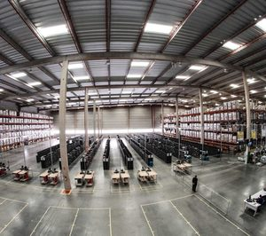 ID Logistics crece un 6,1% en el primer semestre