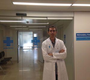 Lluís Guirao, nuevo jefe de rehabilitación del Hospital Asepeyo Sant Cugat