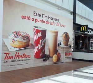 RBI continúa la expansión de Tim Hortons en Madrid
