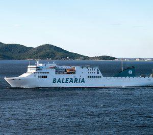 Baleària invertirá 60 M€ en remotorizar a gas natural cinco de sus ferries