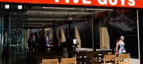 Five Guys añade dos nuevos restaurantes en agosto