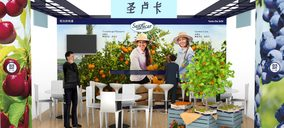 SanLucar Fruit ve un gran potencial de crecimiento en China