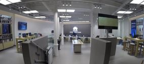 Huawei abre una flagship en la Gran Vía de Madrid