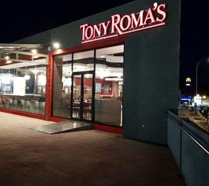 Tony Romas llega a Mallorca en su tercera apertura del año