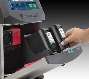 Nueva impresora de inyección de tinta continua de Videojet