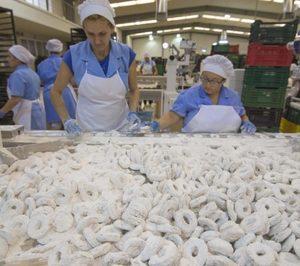 Estepa elaborará 22.000 t de mantecados y polvorones