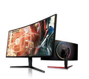 El nuevo monitor ultragear de LG, dirigido a gamers