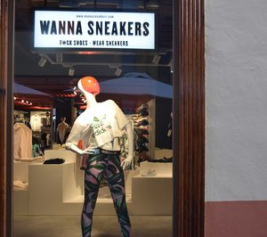 Wanna Sneakers avanza en su desarrollo con una nueva apertura