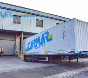 Carmar crece vía compras, nuevos clientes y más instalaciones