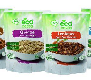 Ecocesta saca una propuesta vegana para comer en la oficina
