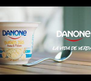 Danone pone el punto de mira en el desayuno para crecer