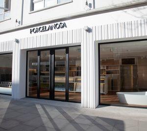 Porcelanosa inaugura showroom en Valencia