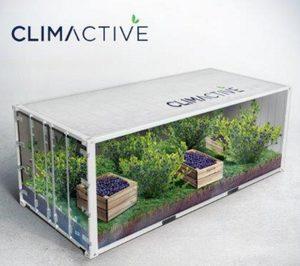 Nace Climactive, nueva tecnología para el transporte de fruta en contenedores