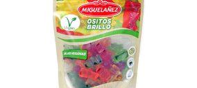 Migueláñez presenta su primera línea de caramelos veganos