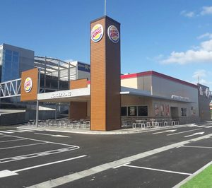 Grupo Kam inauguró cuatro Burger King el pasado verano
