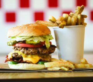Five Guys firma su octavo restaurante en Madrid