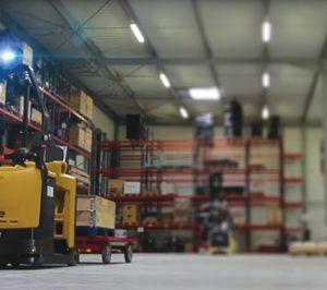 Yale desarrolla una gama de carretillas robotizadas