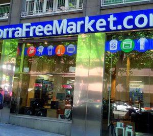 Andorra Free Market entra en concurso