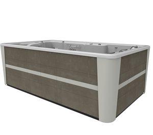 Aquavia amplía su gama de muebles para swimspas