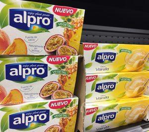 Alpro convence a Mercadona y ya está en todas las grandes cadenas