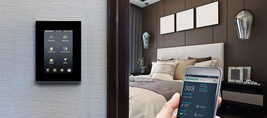 Siemens presenta su última solución para la gestión de hoteles
