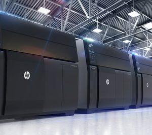 HP lanza tecnología de impresión 3D para piezas metálicas