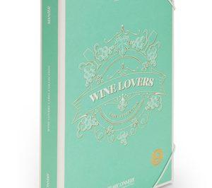 Nueva colección de papeles para etiquetas de vino de Arconvert