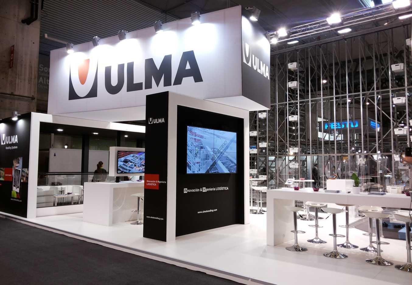 Ulma Handling Systems participará como expositor en Logistics