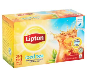 Unilever incorpora infusiones Lipton para té frío y salsas Hellmanns para ensalada
