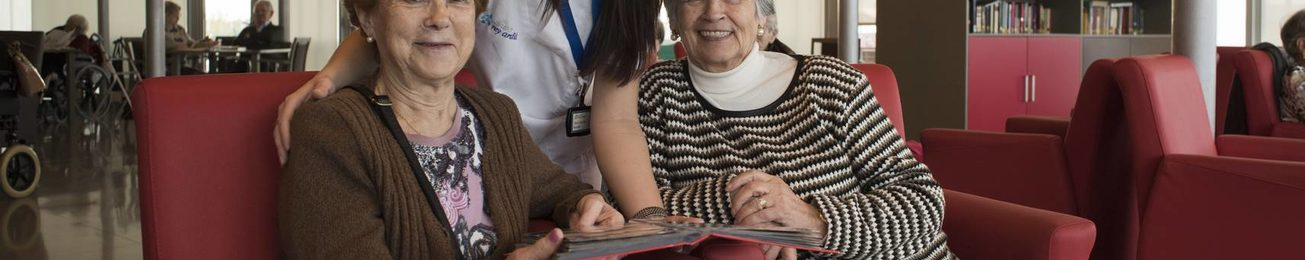Informe 2018 de geriátricos del Tercer Sector en España