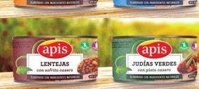Apis vuelve a confiar en la MDD y ataca el mercado de platos ambient