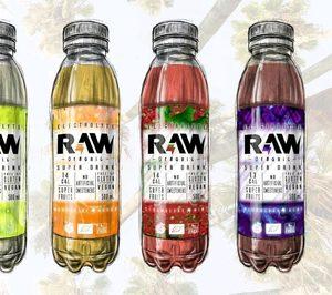 Capsa Food entra en bebidas funcionales con Raw Superdrink