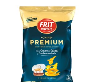 Frit Ravich amplía su gama premium de patatas fritas