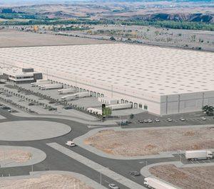XPO abre la primera fase del centro que trabajará para el ecommerce de Inditex
