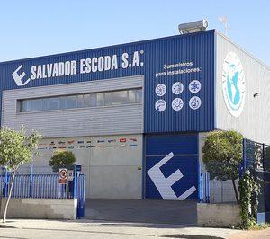 Salvador Escoda abre nuevo almacén en Madrid