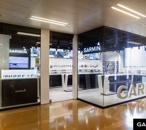 Garmin inaugura su primera Garmin Store en España