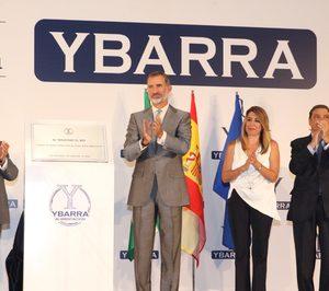 La nueva fábrica de Ybarra incluye 550 modernos equipos de producción