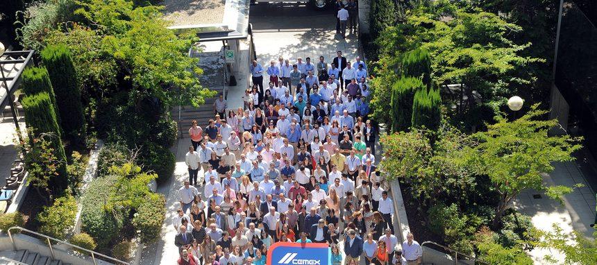 Cemex presenta su plataforma Cemex Go en España