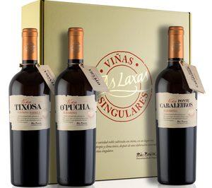 As Laxas presenta tres nuevos vinos de finca