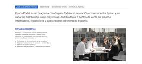 Epson presenta un nuevo programa para impulsar las ventas en el canal