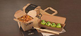 Udon potencia el delivery mediante alianzas con Just Eat, Glovo y Uber Eats