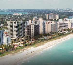 Lopesan estudia entrar en Estados Unidos por Miami