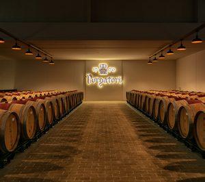 Familia Torres estrena la bodega de sus vinos Purgatori